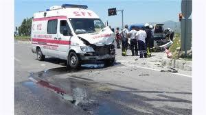 Çankırı 112 Ambulans Kazası
