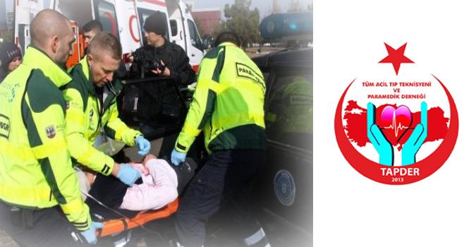 Ambulans Rallisi'nde renkli görüntüler