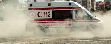 Ambulans sürücülerine Formula 1 eğitimi