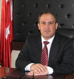 Amasya İl Sağlık Müdürü Dr.Deniz.