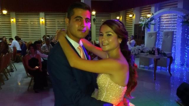 Aydın'ın İlk Kadın Ambulans Sürücüsü ATT Nişanlandı