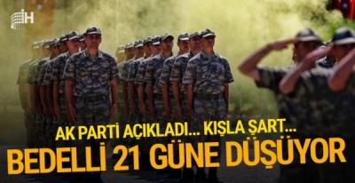28 gün bedelli askerlikle ilgili flaş gelişme!