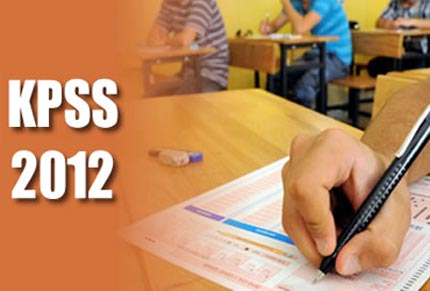 2012 KPSS Ortaöğretim/Önlisans sınav sonuçları ne zaman açıklanacak?