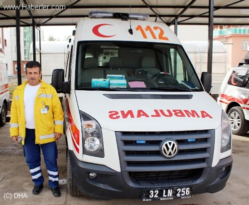 Ambulans Radara Girdi, Ceza Yedi