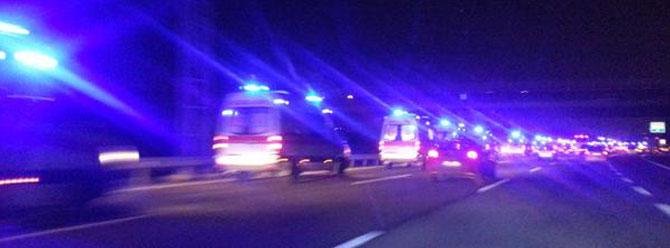 İstanbul'daki onlarca ambulans panik yarattı