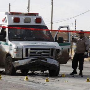 Ambulansa düzenlenen silahlı saldırıda 4 kişi öldü