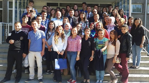 TAPDER Uşak Üniversitesi Paramedik Bölümü öğrencileri Söyleşisi