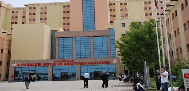 Diyarbakır'da hastaneye silahlı baskın