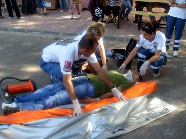 ATT ve Paramediklere
