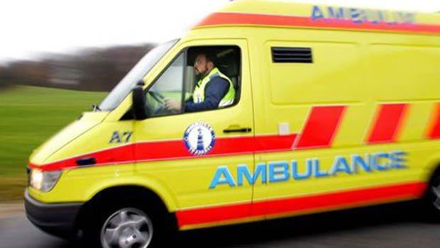 Ambulans yolculuğuyla dünya rekoru kırdılar!
