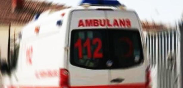 Mardin'de Ambulans Kazası 5 Yaralı