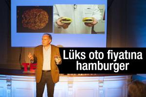 Lüks oto fiyatına hamburger