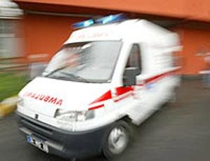 Ambulans şoförüne inceleme