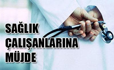Müjde!!! Sağlık Çalışanına Rotasyon Yok