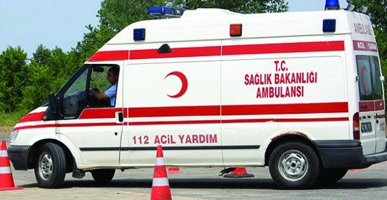 Ambulans Sürücüsü Alım İlanı
