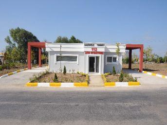 Çelikhan'da 112 Acil Servis İstasyonuna yer tahsisi