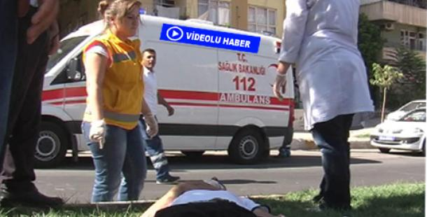 Urfa'da 112'den Yaralılara Örnek Müdahale
