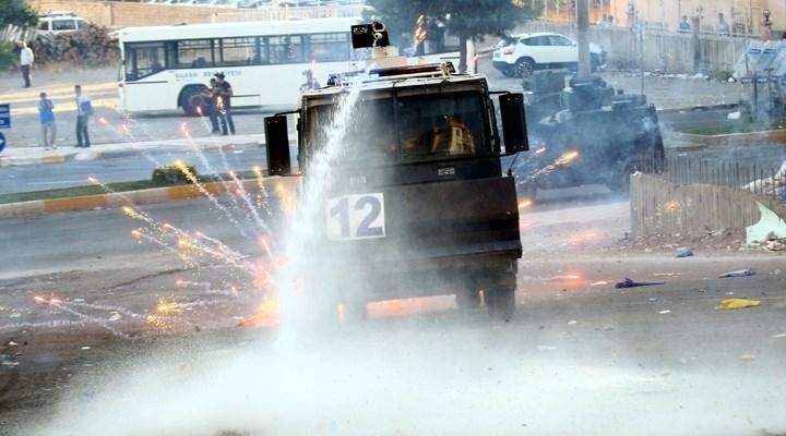 Diyarbakır'da 112 sağlık ekipleri hastalara müdahale edemiyor