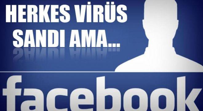 Facebook filmim uygulamasını herkes virüs sandı
