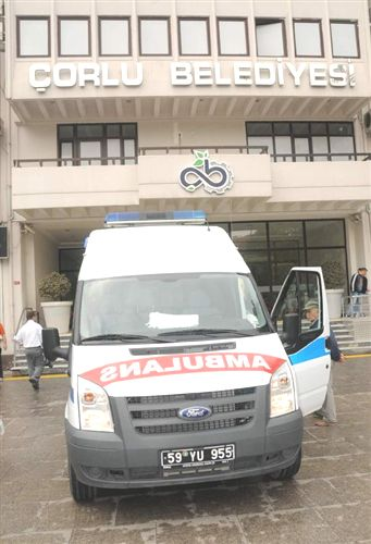 Mevzuat Engeli Aşıldı, Ambulans Hibe Edildi