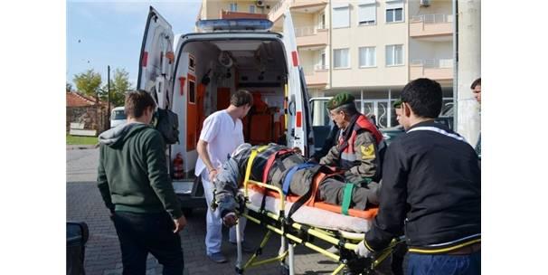 Balıkesir'de Arızalı Ambulans Az Daha Öldürüyordu