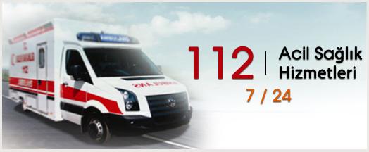 İşitme engelliler için 112 acil hattı