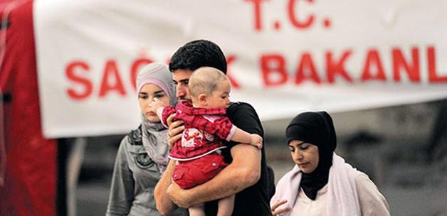 Suriyeliler için ücretsiz tedavi dönemi başladı