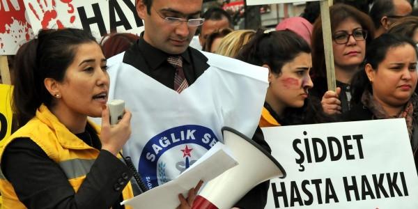 Afyonkarahisar'da 112 Acil Servis Personeline Şiddet Uygulandığı İddiası