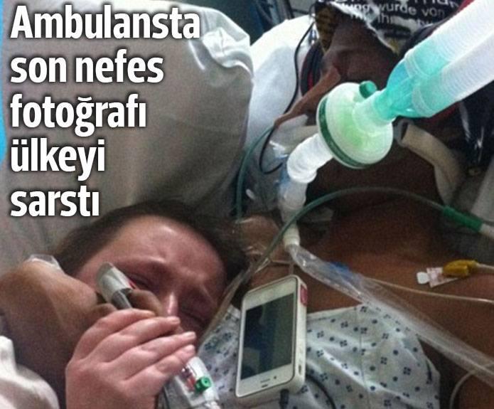 Ambulansta son nefes