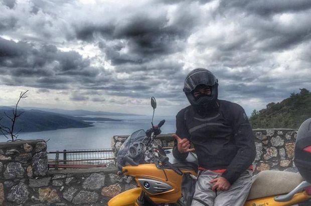 Kuşadası'nda başhekim motosiklet tutkusunun kurbanı oldu