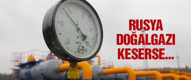 Rusya doğalgazı keserse Türkiye ne yapacak? Gaz krizi