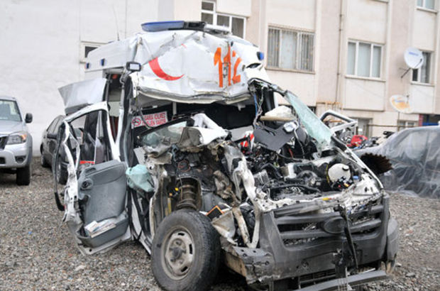 Ambulans şoförüne 15 yıla kadar hapis istemi