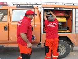 112 merkezinde yılanın ısırdığı ambulans şöförü yoğun bakımda