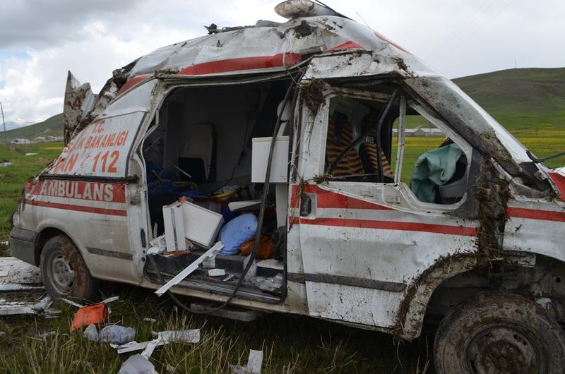 Ambulans Şoförlüğünü Kimse İstemiyor