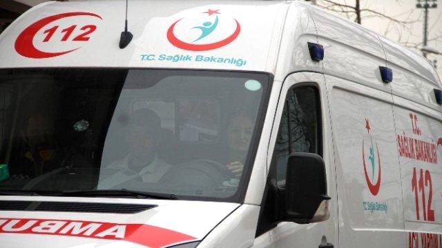 Taşeron Ambulans Sürücüsü Alımı için Sınav Yapıldı
