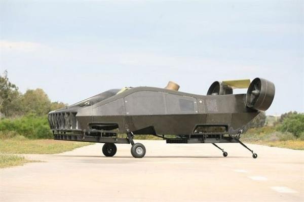 Fütüristik tasarıma sahip Ambulans Drone: AirMule