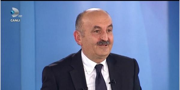 Kanal D'ye çıkan Müezzinoğlu'na tepki
