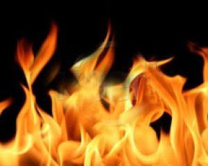 Iğdır Devlet Hastanesi'nde yangın