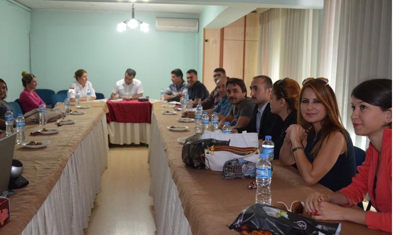 Uşak UMKE Eylül Ayı Olağan Toplantısı Yapıldı