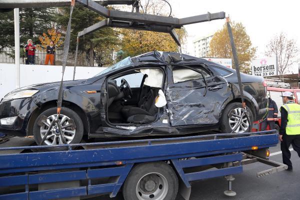 Sağlık-Sen'in eski başkanı trafik kazası geçirdi