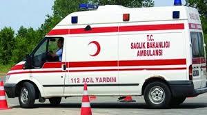 Ambulans Şoförlerinin Kadro Sevinci