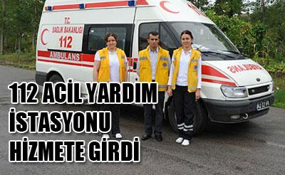 Elazığ 14 Nolu 112 Acil Sağlık Hizmetleri İstasyonu hizmete açıldı.