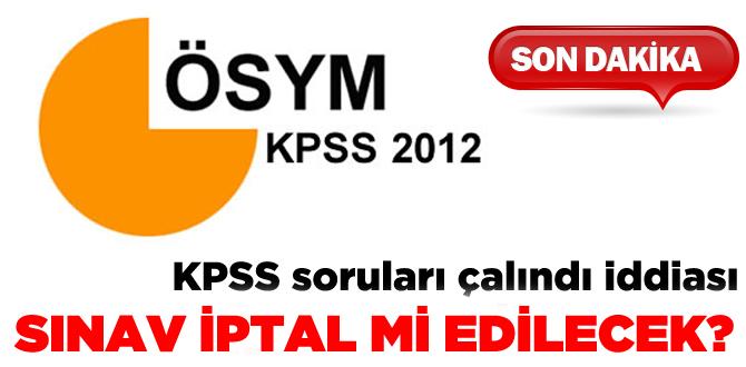 ÖSYM'den KPSS açıklaması