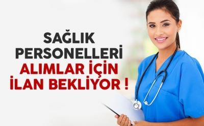 Acil Tıp Teknisyenleri (ATT), personel alımı yapılmasını istiyor