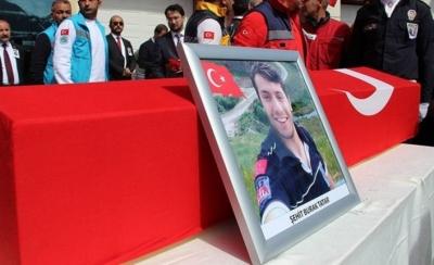 Şehit Paramedik Burak TATAR'ın adı mezun olduğu okulda yaşatılacak