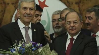 Ahmet Demircan görevi Akdağ'dan devraldı