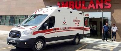 Akıllı Ambulanslar Hizmette