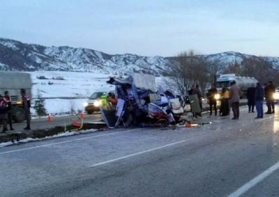 Ambulans Kazası,1 Meslektaşımız Şehit Oldu!