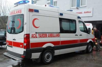 Ambulans Şoförü Milli Eğitim Bakanlığından Tazminat Kazandı