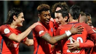 Angers 0 – 2 Paris Saint-Germain (Maç Özeti İZLE)